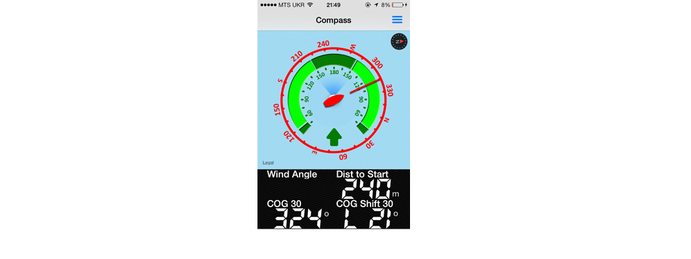 APP TUTORIAL: COMPASS